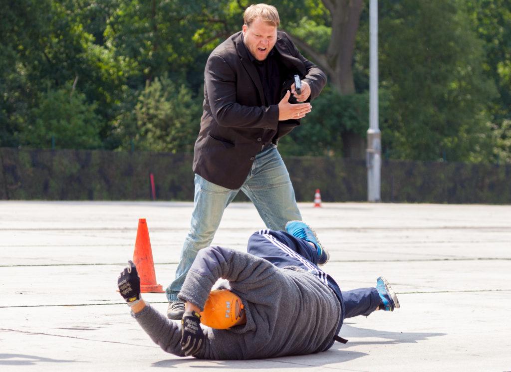 Bodyguard Handgun Training
